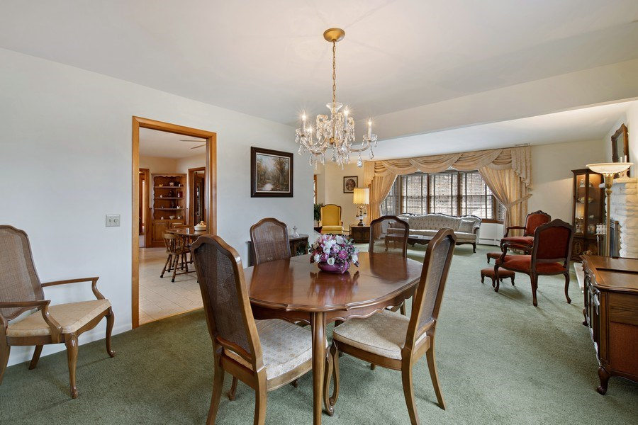 Real Estate Photography - 1428 Peconic Bay Blvd, Laurel, NY, 11948 - Living Room / Dining Room