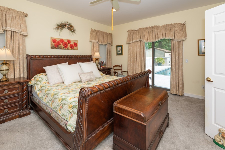 Real Estate Photography - 9 Wheeler Rd, Shelter Island, NY, 11964 - Master Bedroom