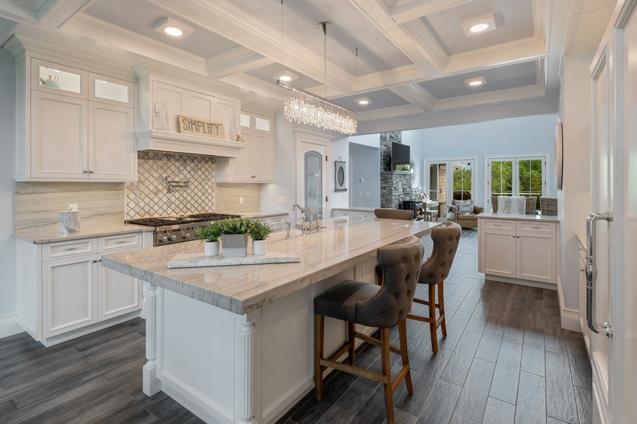 Real Estate Photography - 325 Wells Rd, Peconic, NY, 11958 - Kitchen