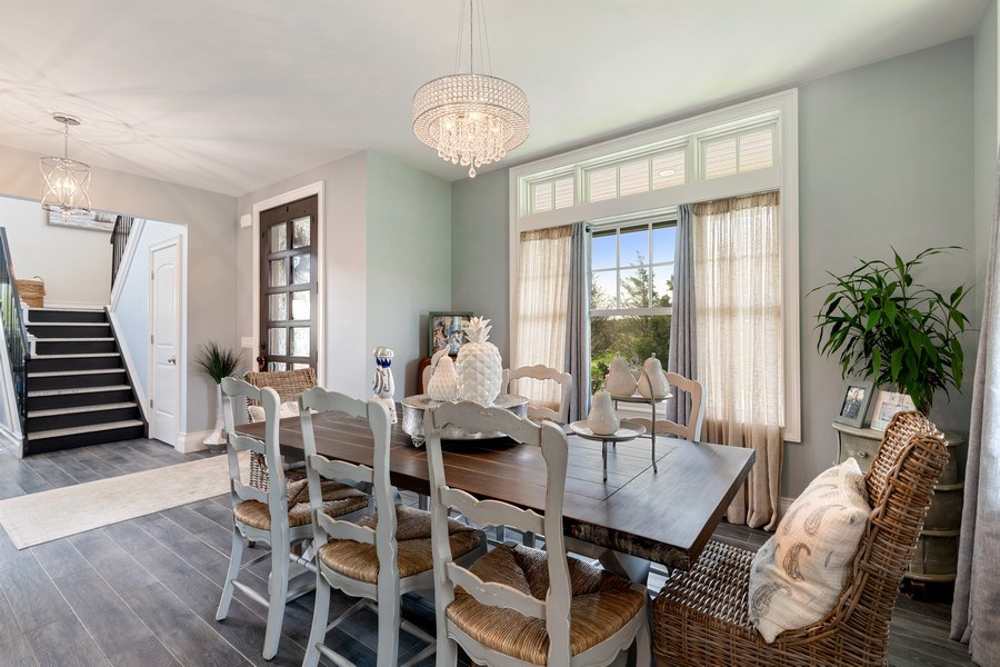 Real Estate Photography - 325 Wells Rd, Peconic, NY, 11958 - Dining Room