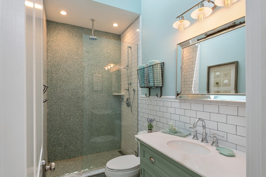 Real Estate Photography - 325 Wells Rd, Peconic, NY, 11958 - Bathroom
