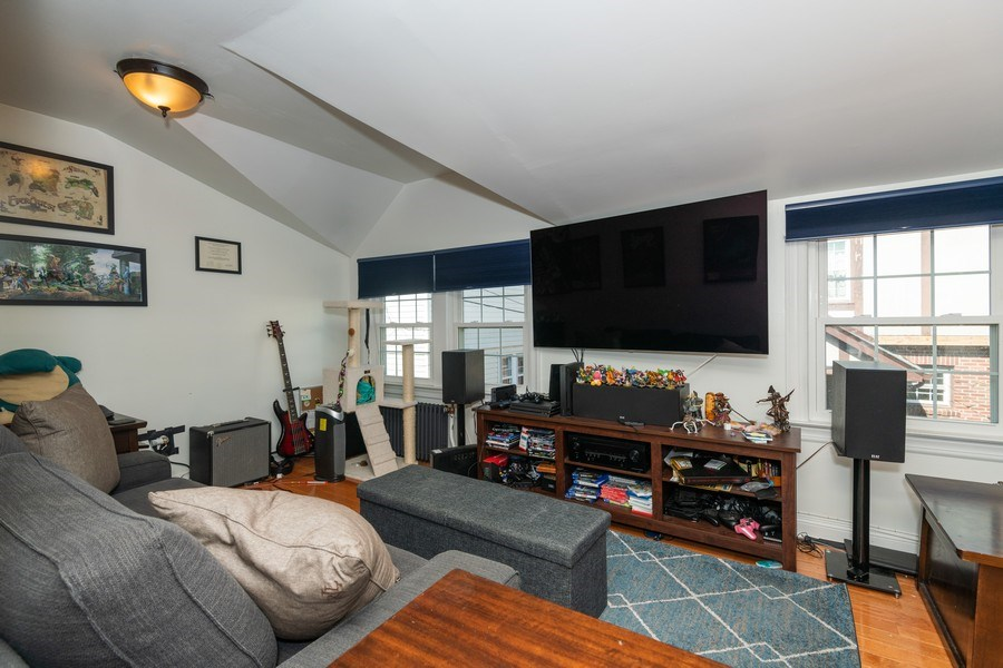 Real Estate Photography - 36-27/29 Corporal Stone St, Bayside, NY, 11361 - Living Room