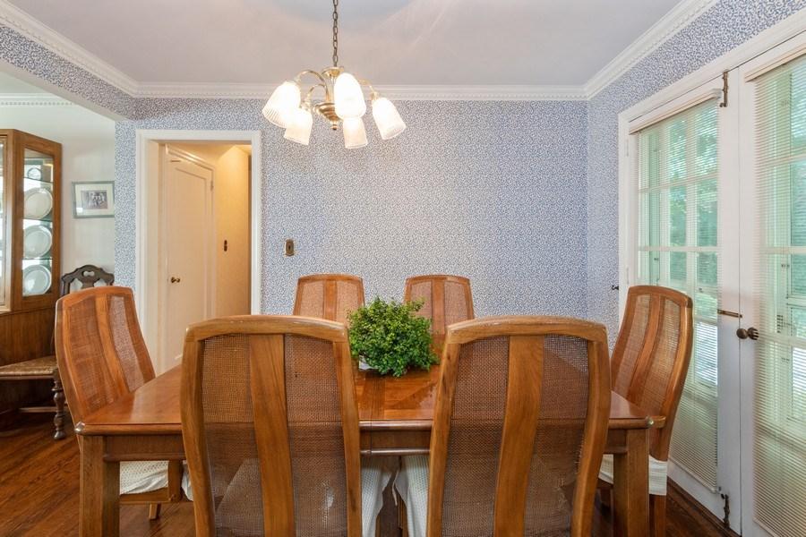 Real Estate Photography - 20 Oakland Drive, Port Washington, NY, 11050 - Dining Room