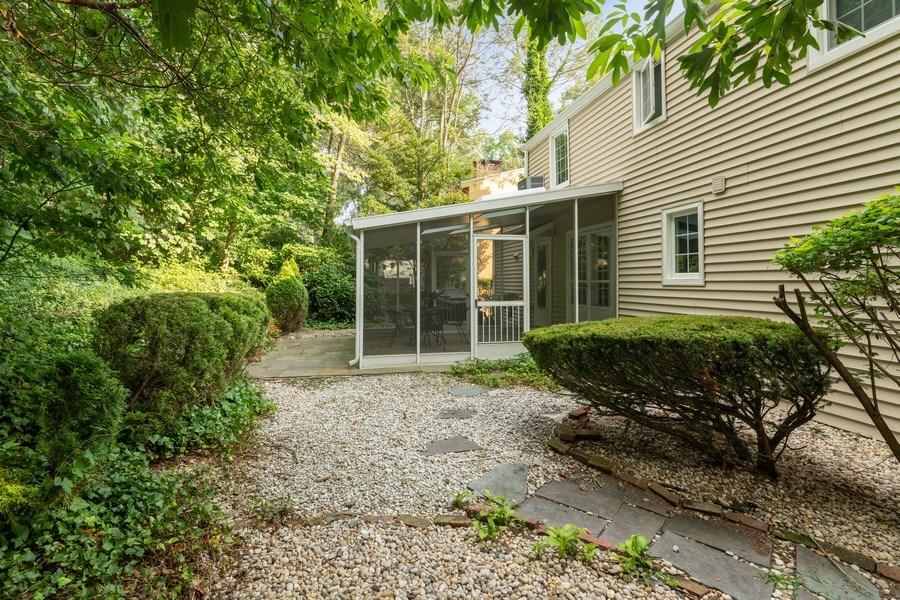 Real Estate Photography - 20 Oakland Drive, Port Washington, NY, 11050 - Rear View