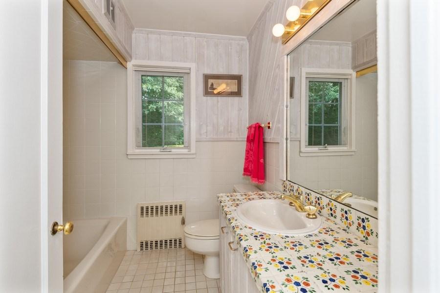 Real Estate Photography - 20 Oakland Drive, Port Washington, NY, 11050 - Bathroom