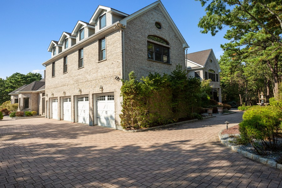 Real Estate Photography - 8 Old Schoolhouse Rd, Manorville, NY, 11949 - 4 Car Garage