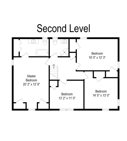 Real Estate Photography - 3 Hahl Ln, East Norwich, NY, 11732 - Floor Plan