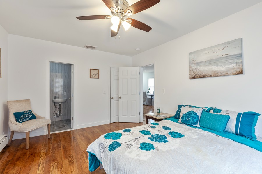Real Estate Photography - 133-42 244 St, Rosedale, NY, 11422 - Bedroom