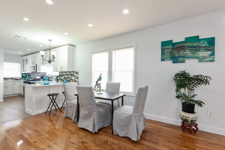 Real Estate Photography - 133-42 244 St, Rosedale, NY, 11422 - Dining Room