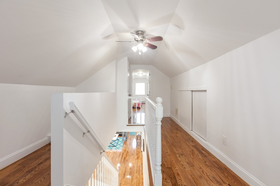 Real Estate Photography - 133-42 244 St, Rosedale, NY, 11422 - Attic