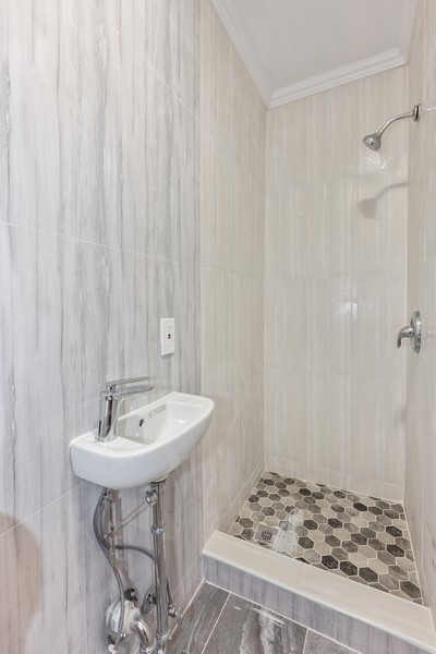 Real Estate Photography - 133-42 244 St, Rosedale, NY, 11422 - Bathroom