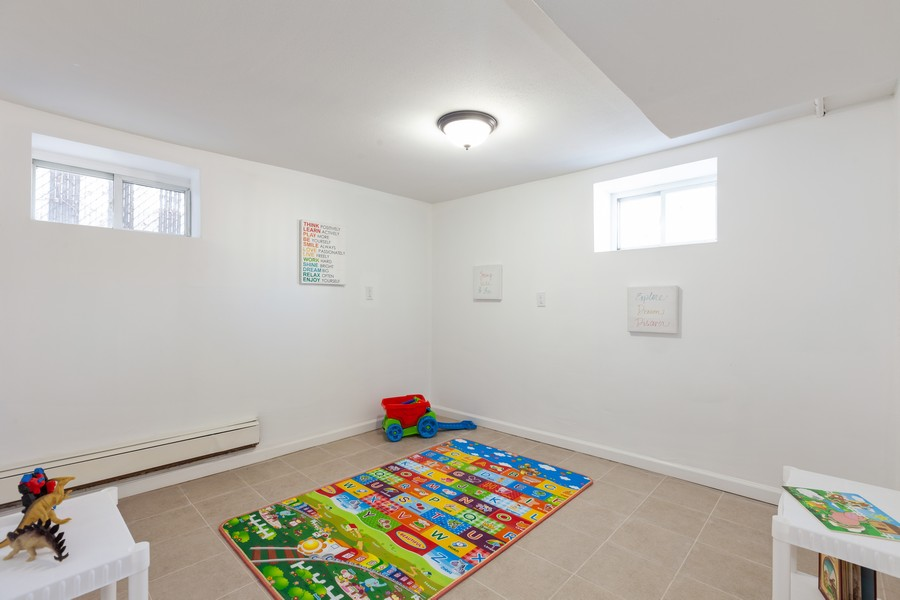 Real Estate Photography - 133-42 244 St, Rosedale, NY, 11422 - Play / Recreational Room