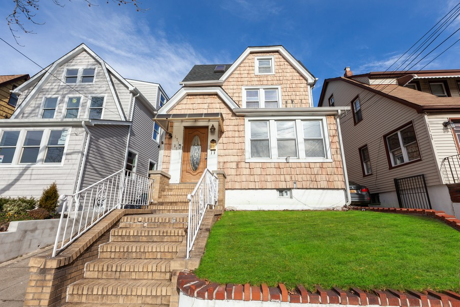 Real Estate Photography - 171-37 Bagley Ave, Flushing, NY, 11358 - Front View