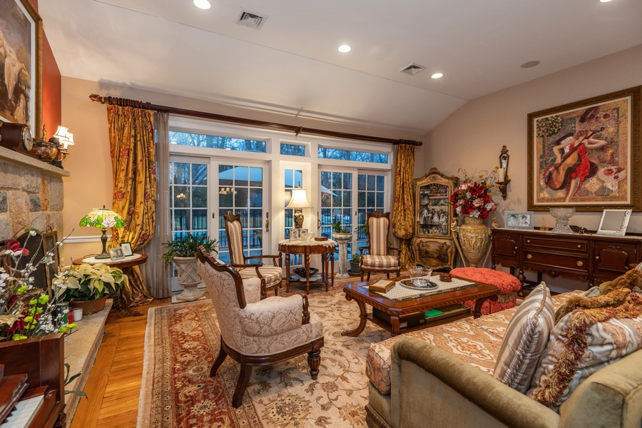 Real Estate Photography - 19 Townsend Rd, Glen Cove, NY, 11542 - Living Room