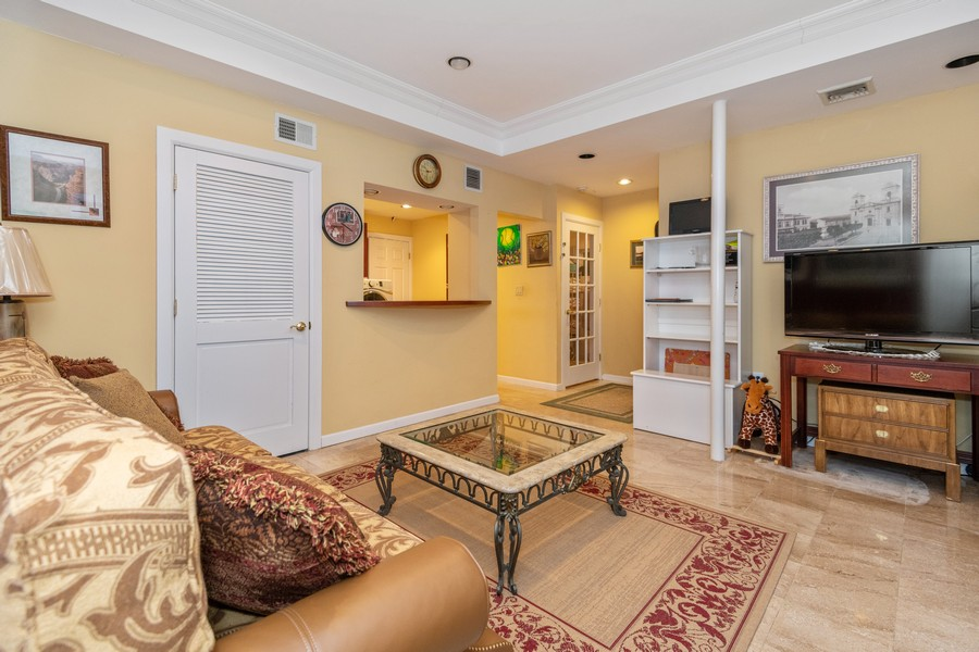 Real Estate Photography - 19 Townsend Rd, Glen Cove, NY, 11542 - Family Room