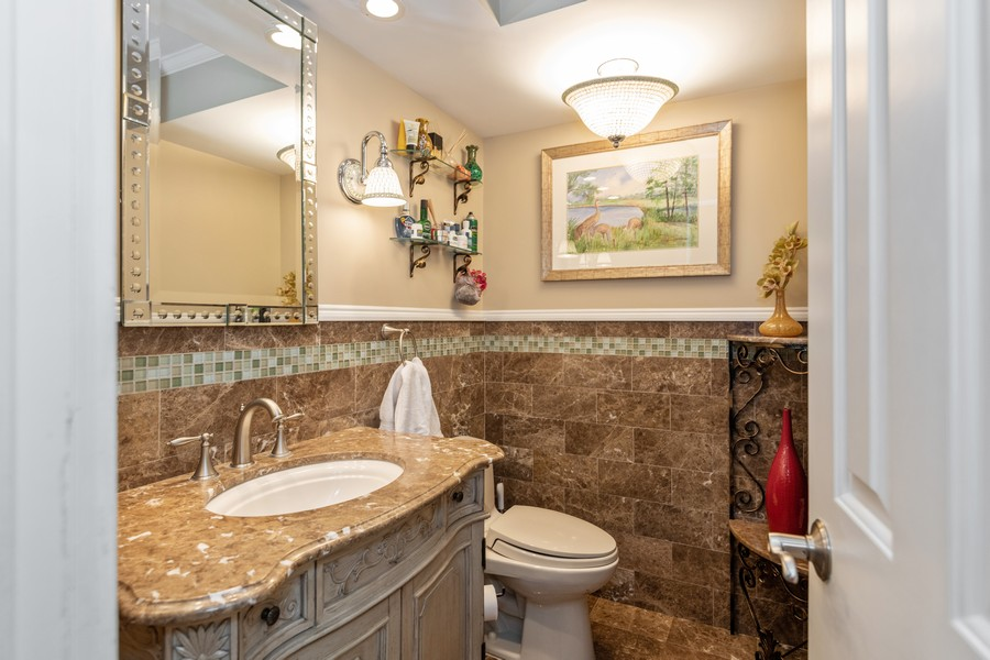 Real Estate Photography - 19 Townsend Rd, Glen Cove, NY, 11542 - Bathroom