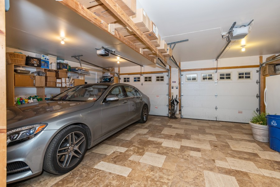 Real Estate Photography - 19 Townsend Rd, Glen Cove, NY, 11542 - Garage