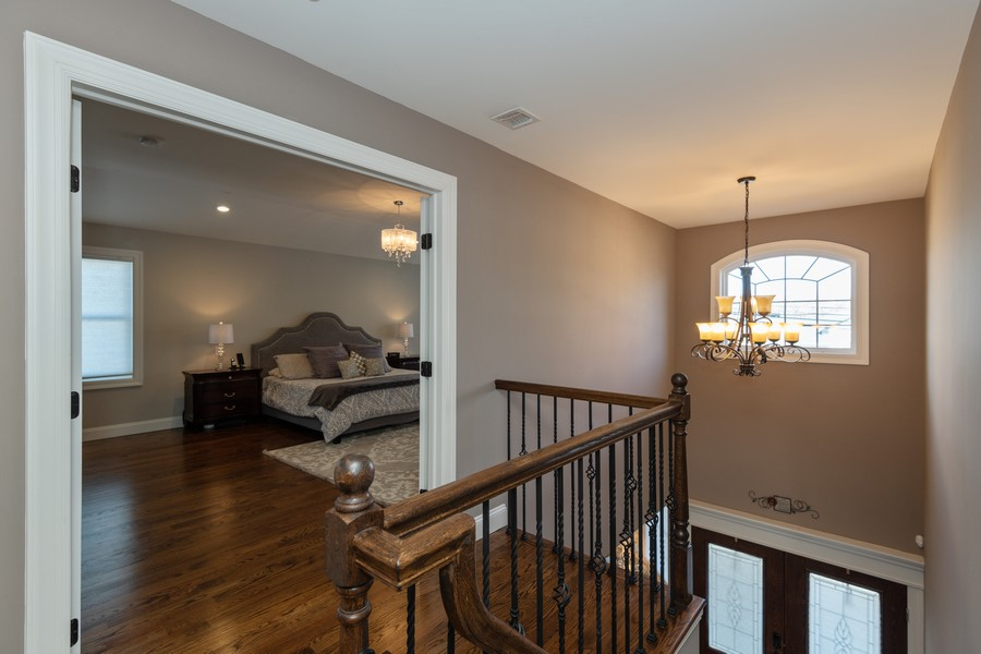 Real Estate Photography - 316 Bellmore Rd, East Meadow, NY, 11554 - Balcony