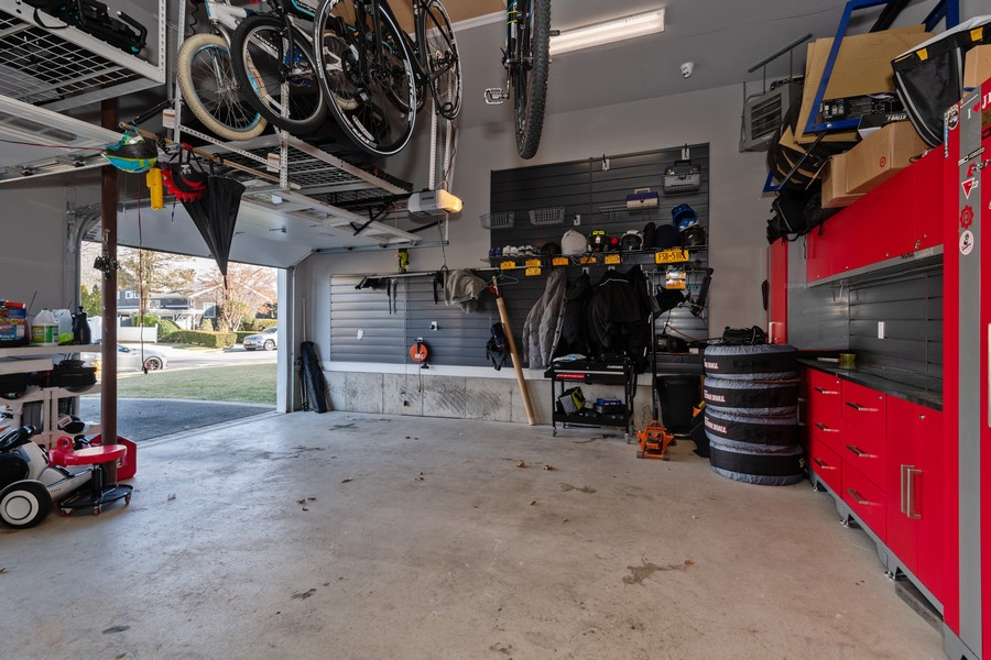 Real Estate Photography - 316 Bellmore Rd, East Meadow, NY, 11554 - Garage
