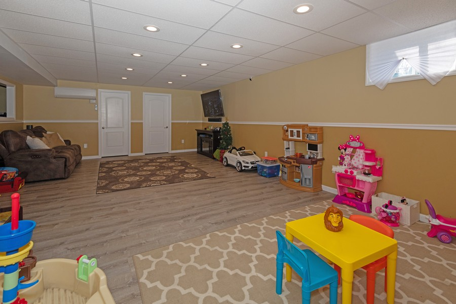 Real Estate Photography - 316 Bellmore Rd, East Meadow, NY, 11554 - Play / Recreational Room