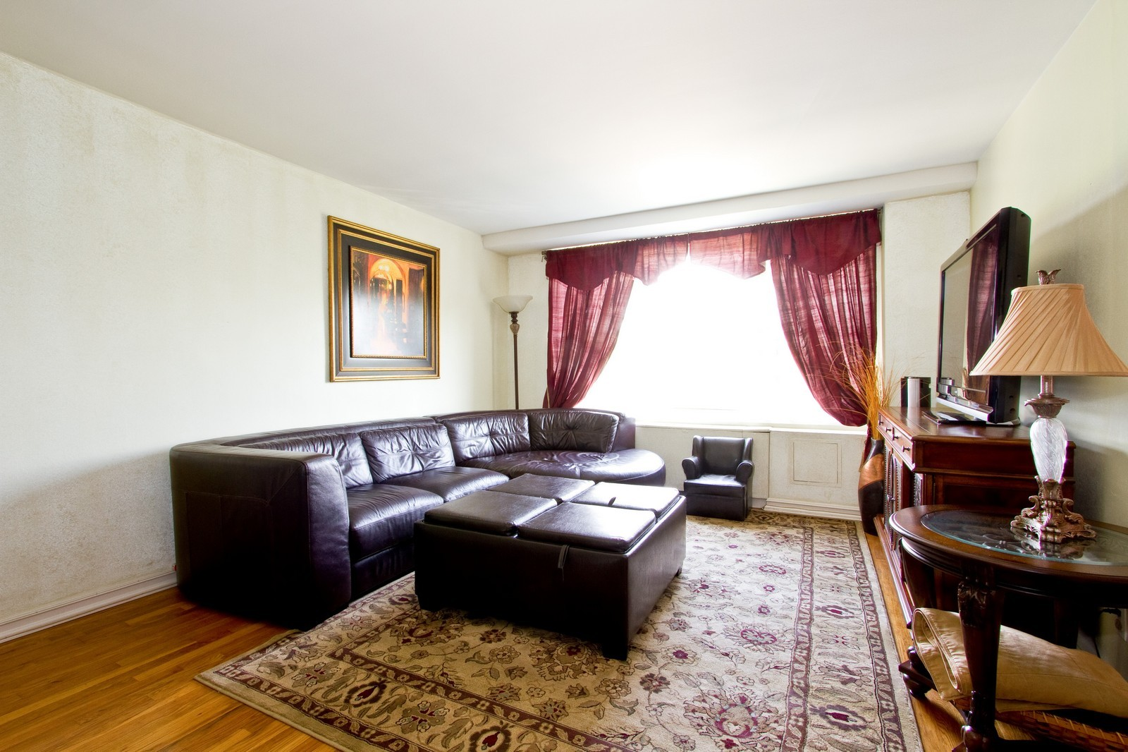 Real Estate Photography - 211-65 23rd Avenue, Unit 3D, Bayside, NY, 11360 - Living Room
