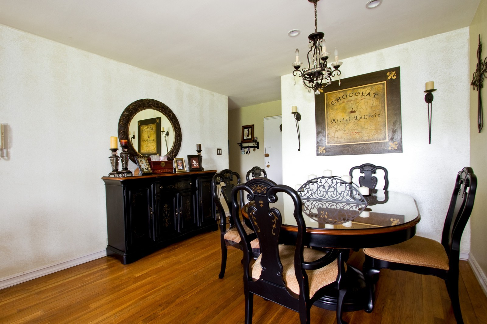 Real Estate Photography - 211-65 23rd Avenue, Unit 3D, Bayside, NY, 11360 - Dining Room