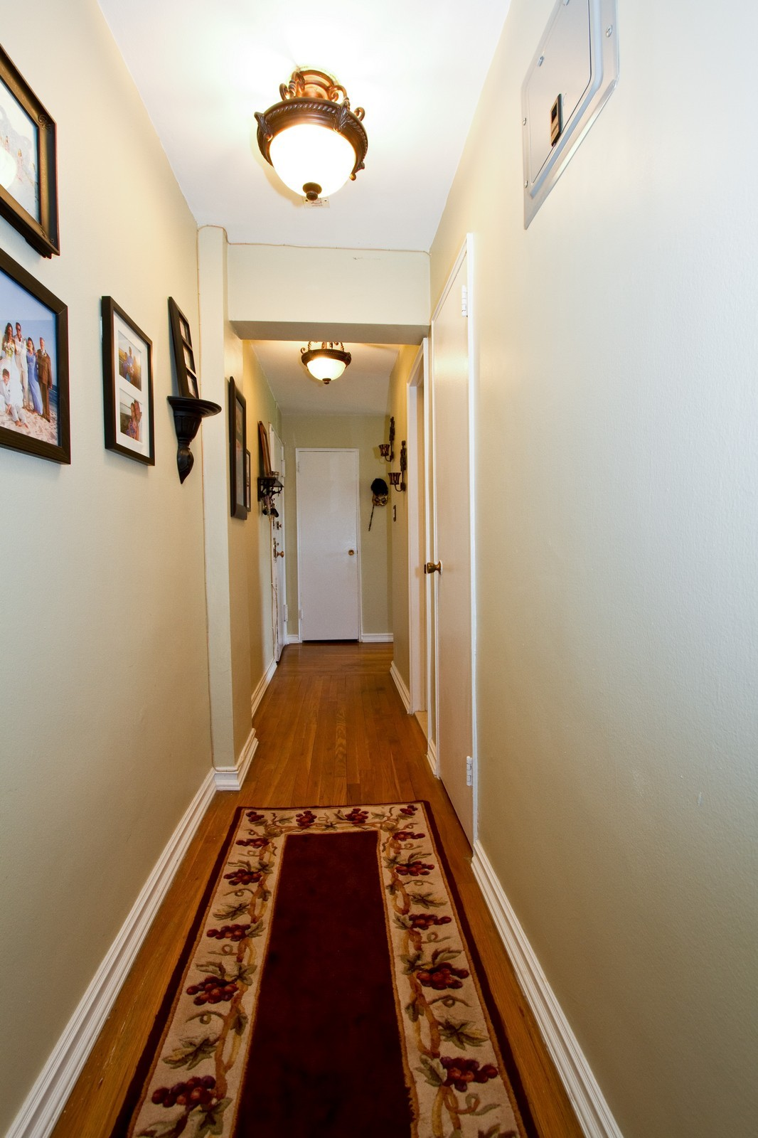 Real Estate Photography - 211-65 23rd Avenue, Unit 3D, Bayside, NY, 11360 - Hallway
