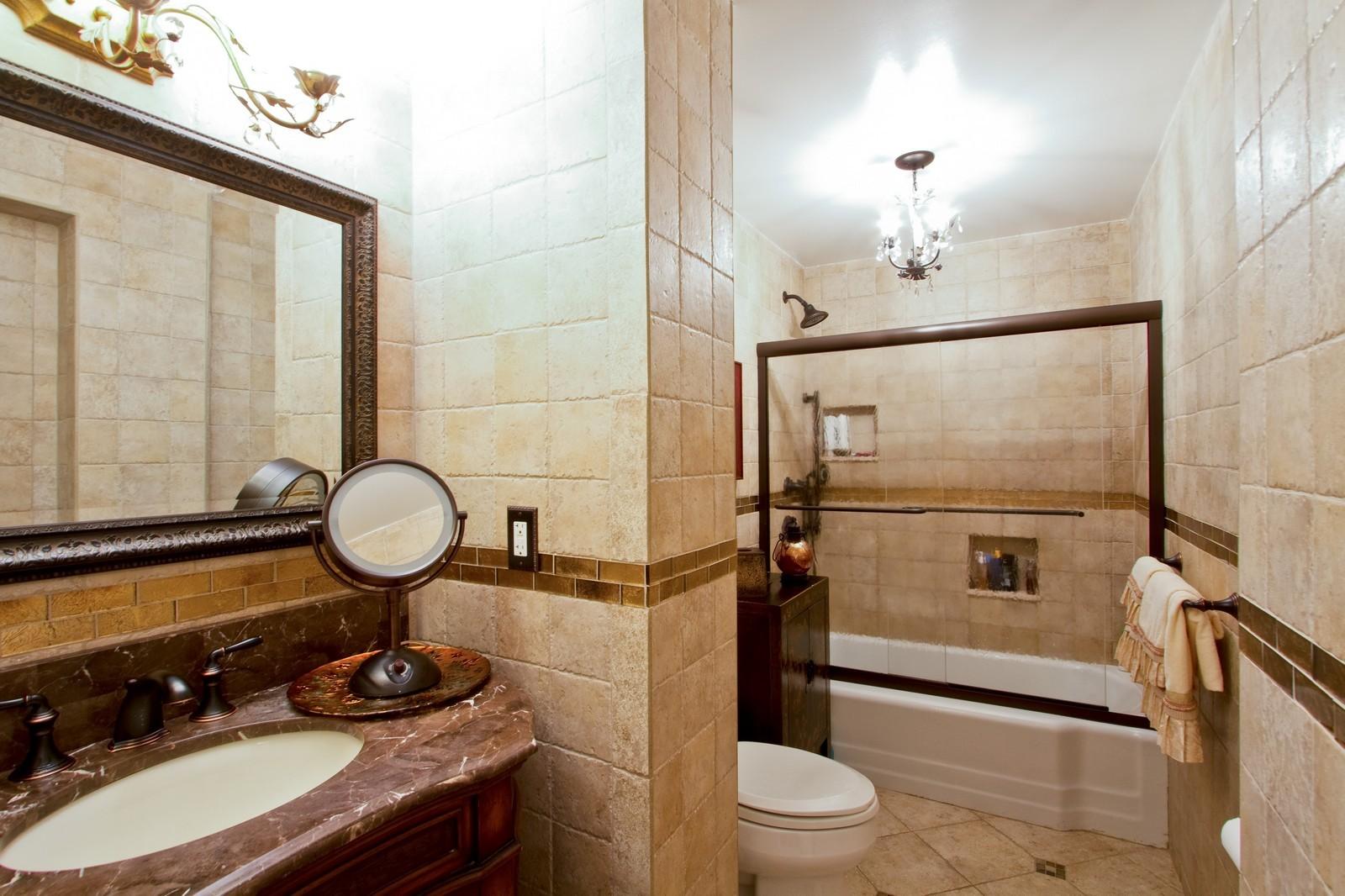Real Estate Photography - 211-65 23rd Avenue, Unit 3D, Bayside, NY, 11360 - Bathroom