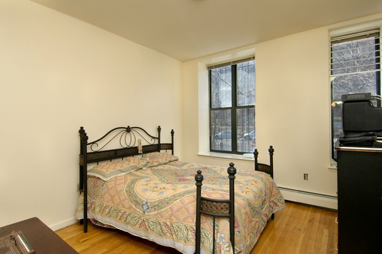 Real Estate Photography - 371 W 117th St, Apt 1C, New York, NY, 10022 - Master Bedroom
