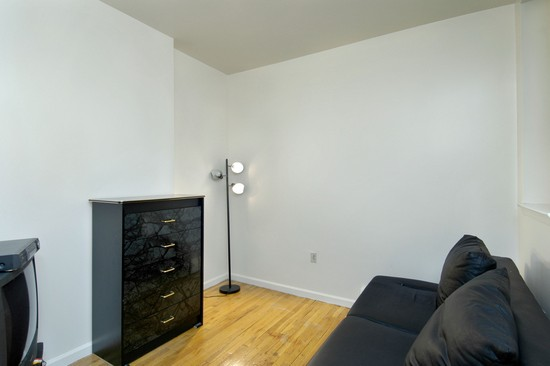 Real Estate Photography - 371 W 117th St, Apt 1C, New York, NY, 10022 - Bedroom