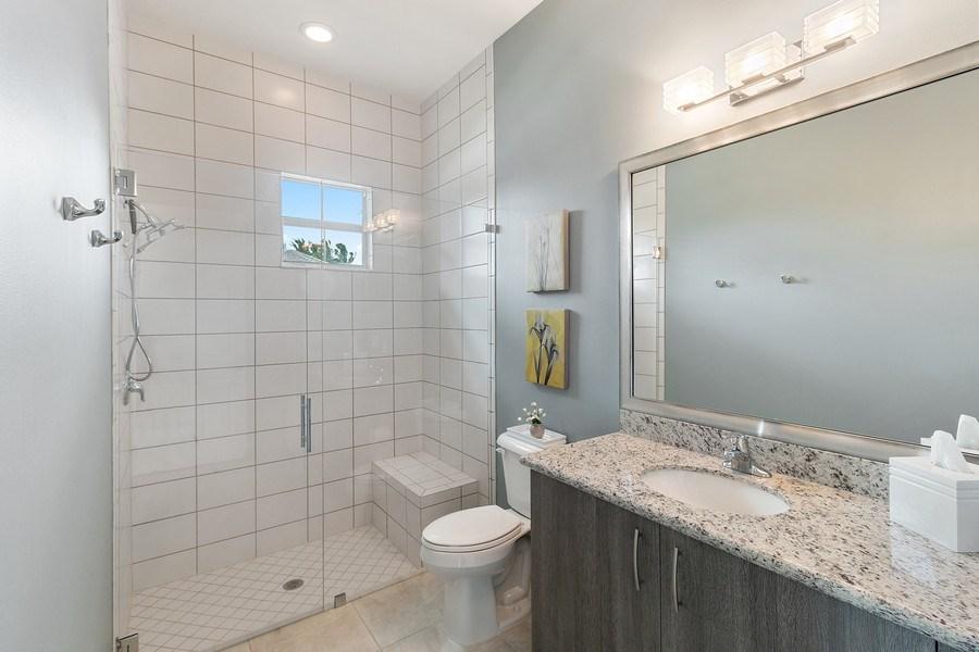 Real Estate Photography - 8880 Golden Mountain Circle, Boynton Beach, FL, 33473 - Bathroom