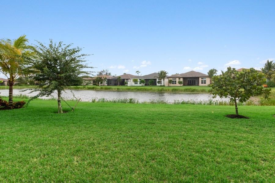 Real Estate Photography - 8880 Golden Mountain Circle, Boynton Beach, FL, 33473 - Lake View