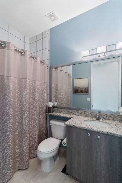 Real Estate Photography - 8880 Golden Mountain Circle, Boynton Beach, FL, 33473 - 2nd Bathroom
