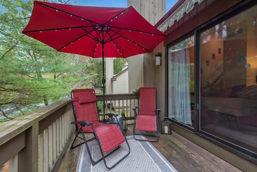 Real Estate Photography - 10A Heritage Hills, Somers, NY, 10589 - Deck