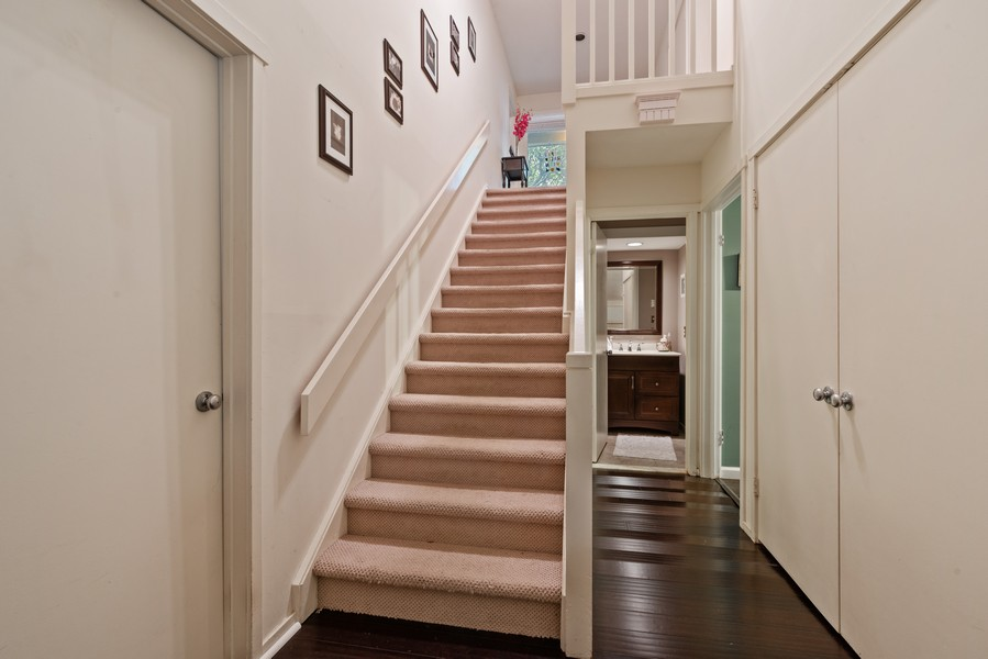 Real Estate Photography - 10A Heritage Hills, Somers, NY, 10589 - Staircase
