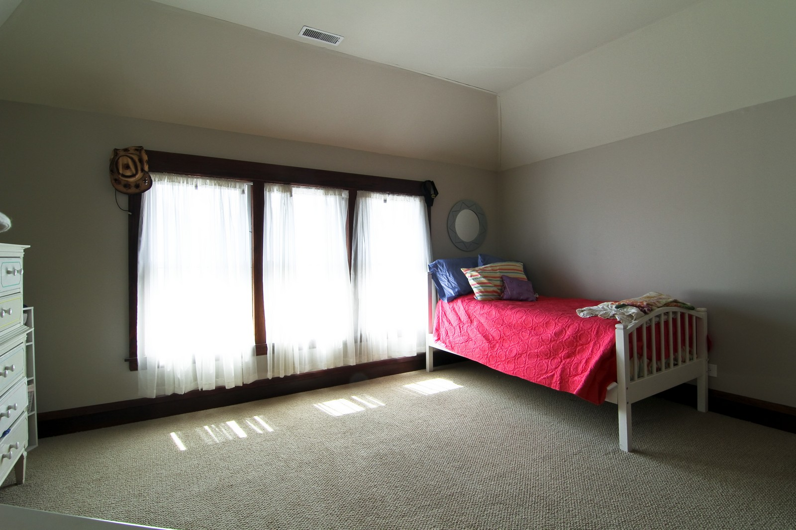 Real Estate Photography - 338 S. 8th, La Grange, IL, 60525 - 4th Bedroom