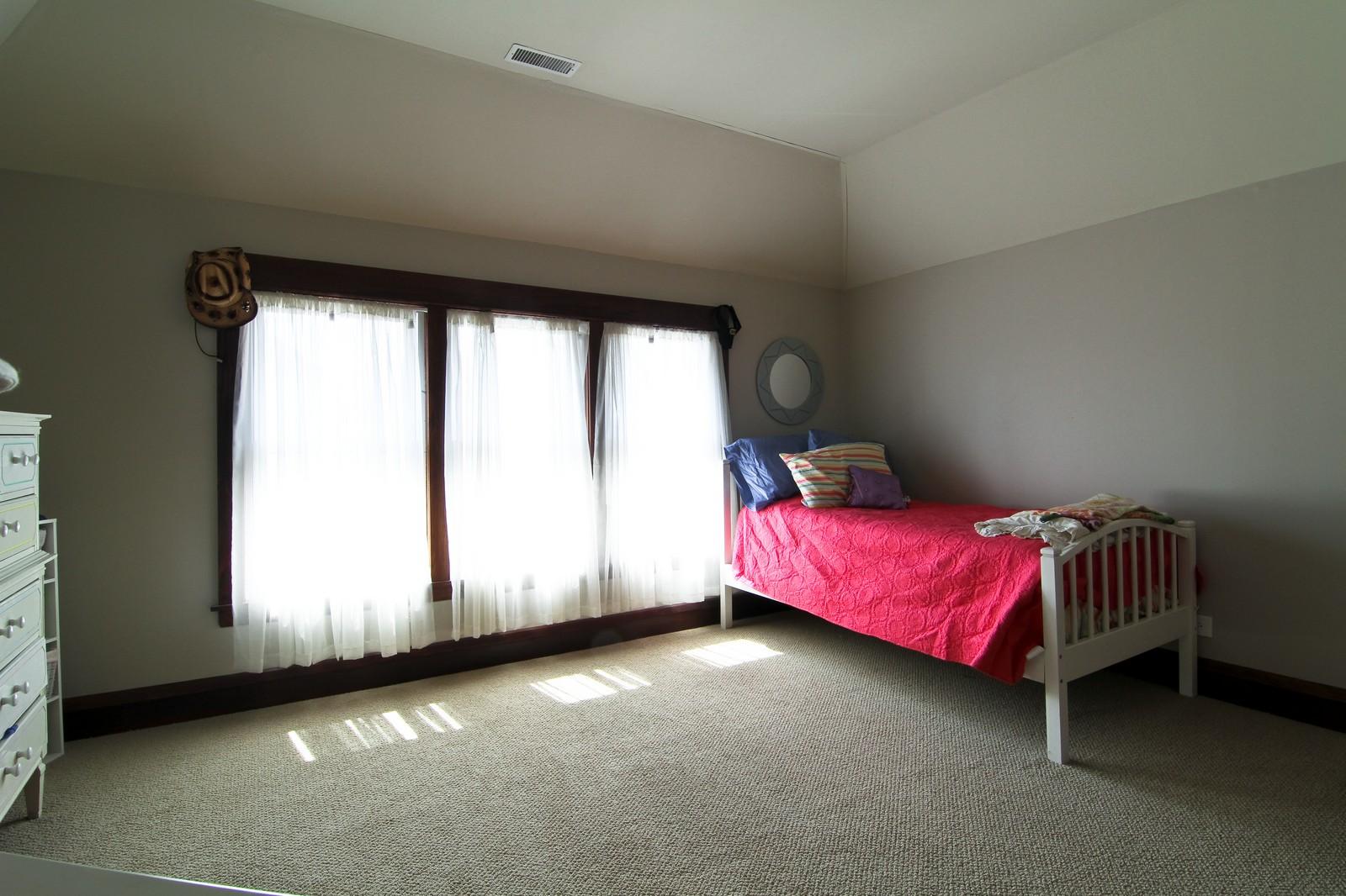 Real Estate Photography - 338 S. 8th, La Grange, IL, 60525 - 4th Bedroom