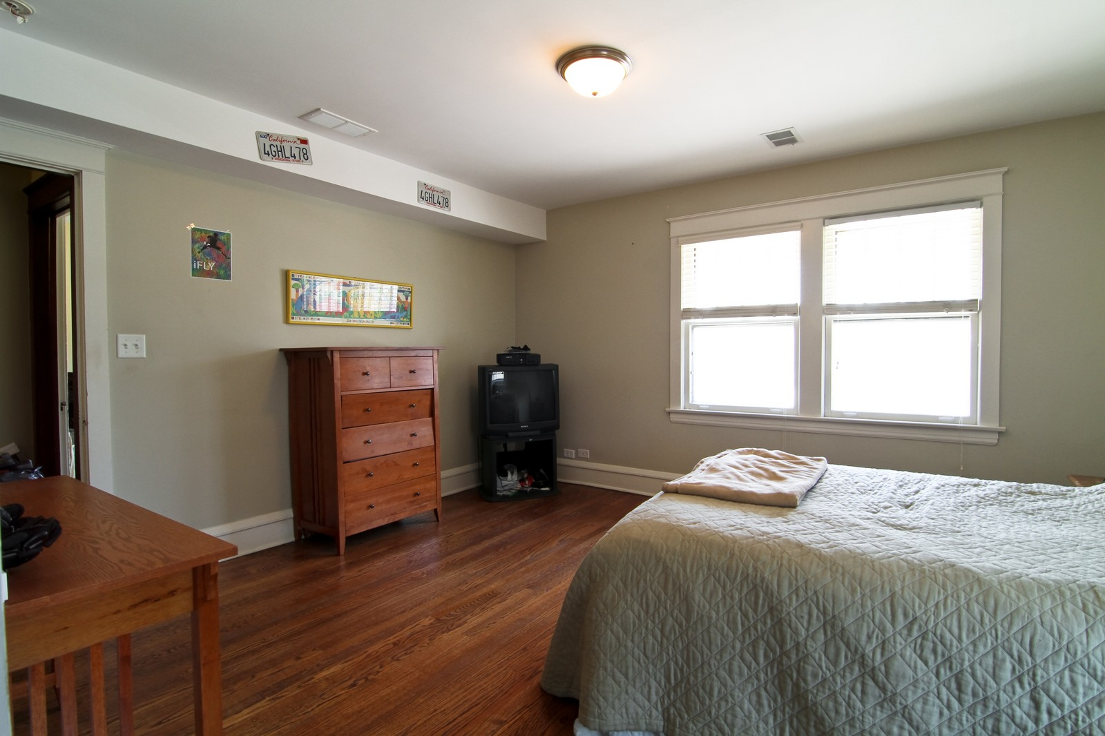 Real Estate Photography - 338 S. 8th, La Grange, IL, 60525 - Bedroom