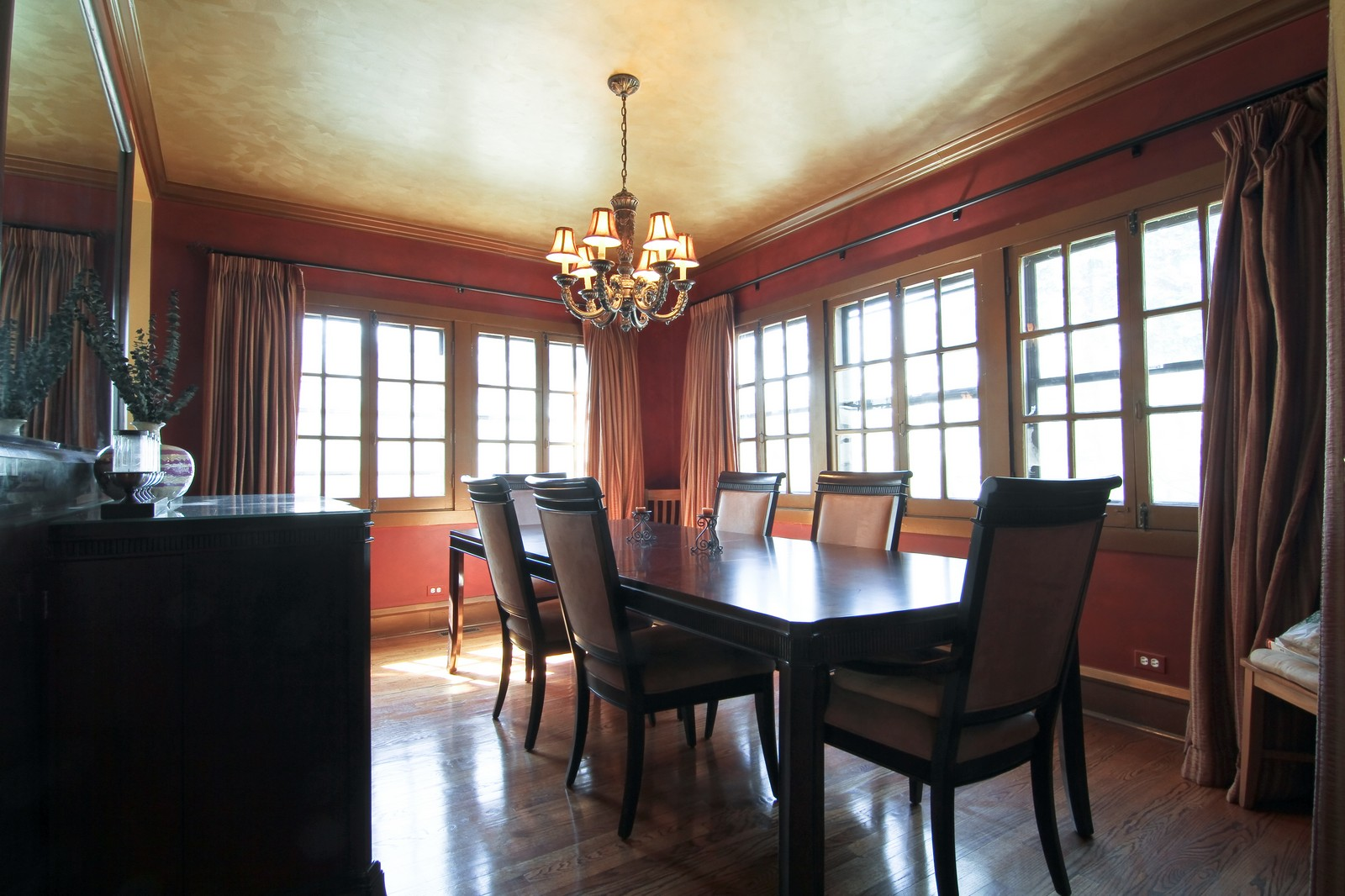 Real Estate Photography - 338 S. 8th, La Grange, IL, 60525 - Dining Room