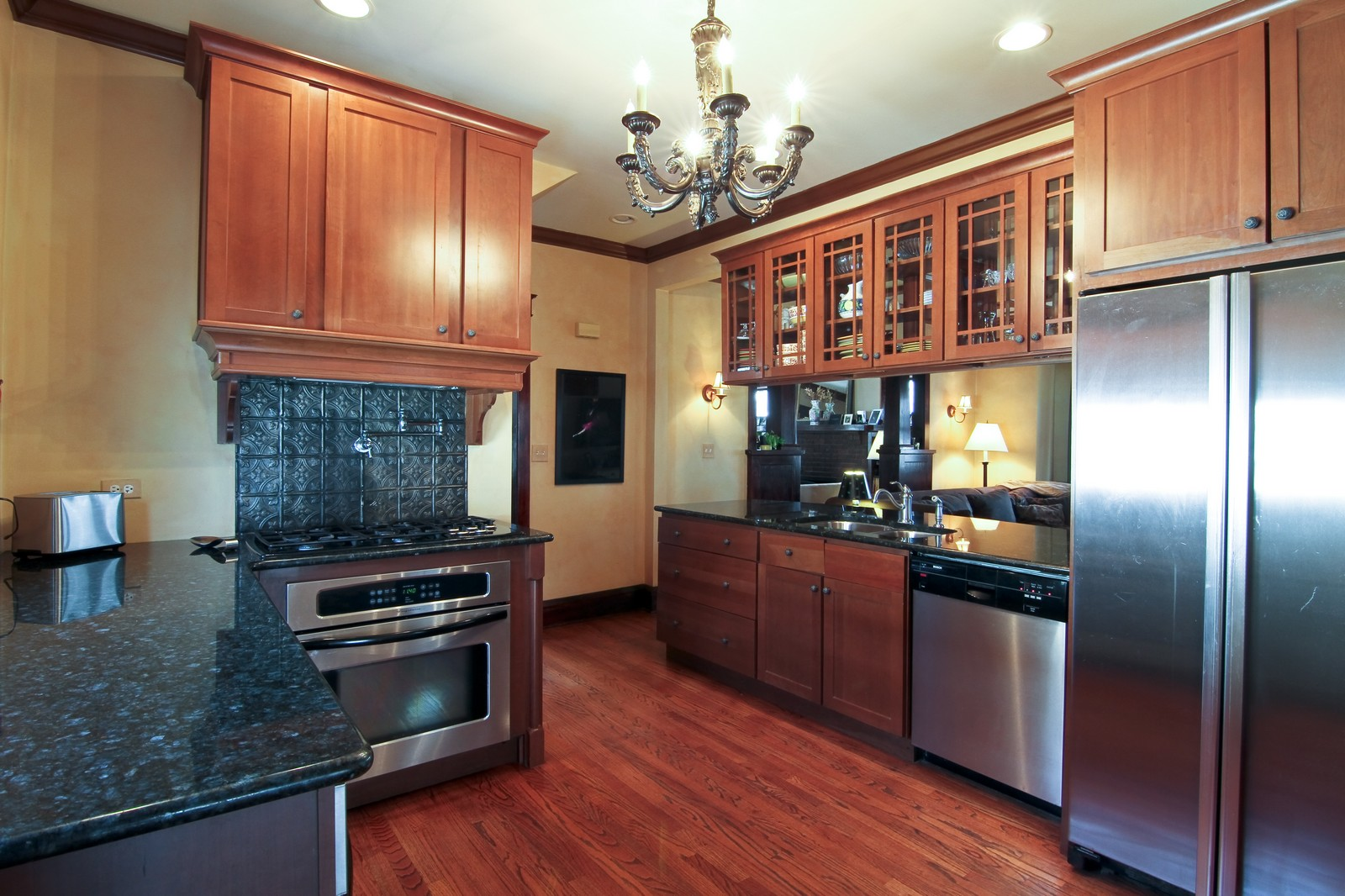 Real Estate Photography - 338 S. 8th, La Grange, IL, 60525 - Kitchen