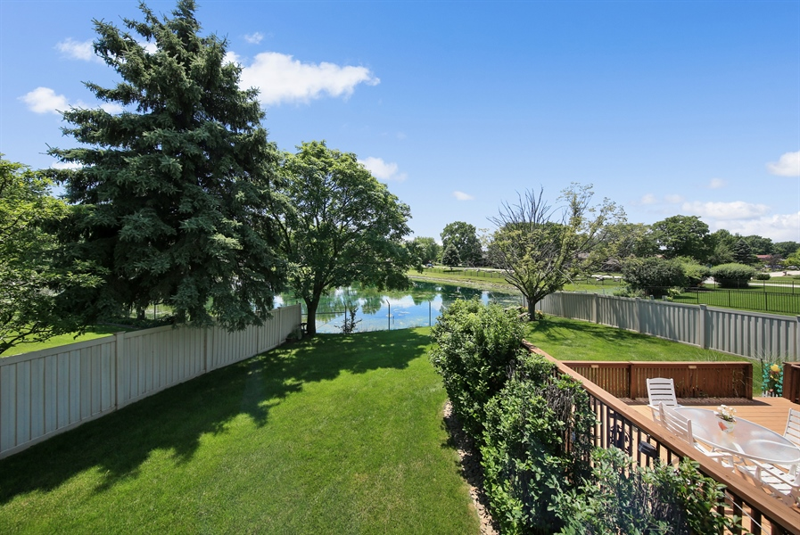 Real Estate Photography - 10909 Chaucer, Willow Springs, IL, 60480 - View