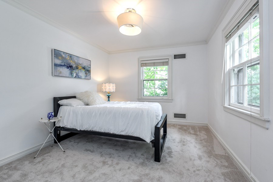 Real Estate Photography - 9420 Hamlin Ave., Evanston, IL, 60203 - 5th Bedroom