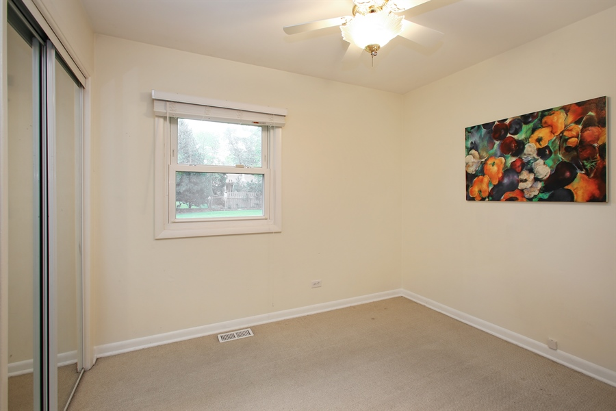 Real Estate Photography - 743 Delphia Ave, Elk Grove Village, IL, 60007 - 2nd Bedroom