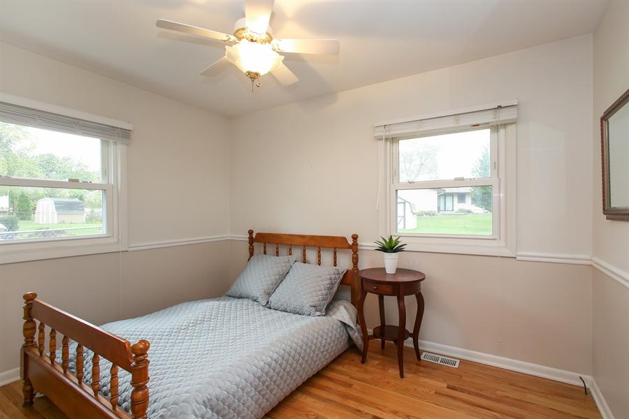 Real Estate Photography - 743 Delphia Ave, Elk Grove Village, IL, 60007 - Bedroom