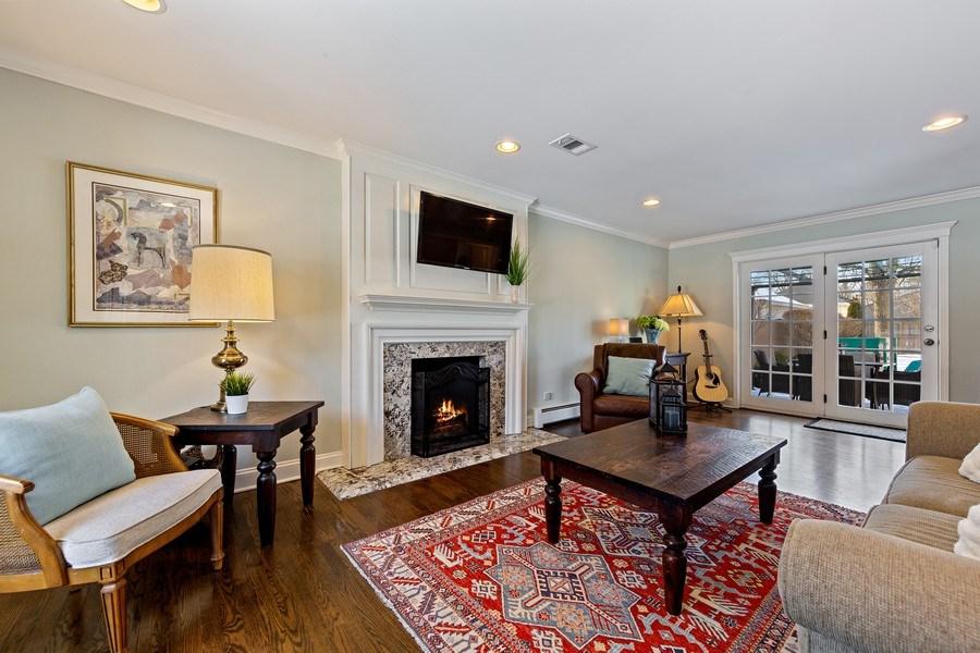 Real Estate Photography - 740 N. Stone Ave, La Grange Park, IL, 60526 - Living Room