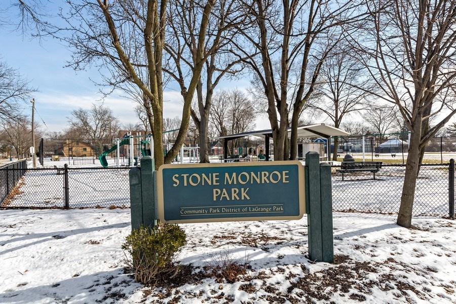 Real Estate Photography - 740 N. Stone Ave, La Grange Park, IL, 60526 - Park View