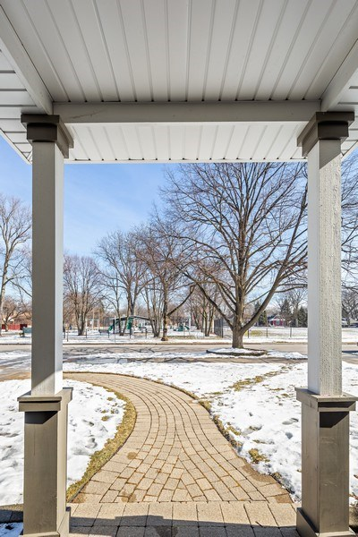 Real Estate Photography - 740 N. Stone Ave, La Grange Park, IL, 60526 - View