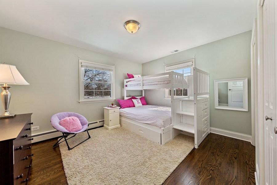 Real Estate Photography - 740 N. Stone Ave, La Grange Park, IL, 60526 - 3rd Bedroom