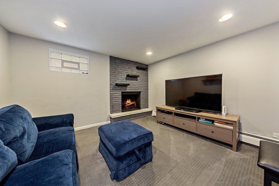 Real Estate Photography - 740 N. Stone Ave, La Grange Park, IL, 60526 - Lower Level