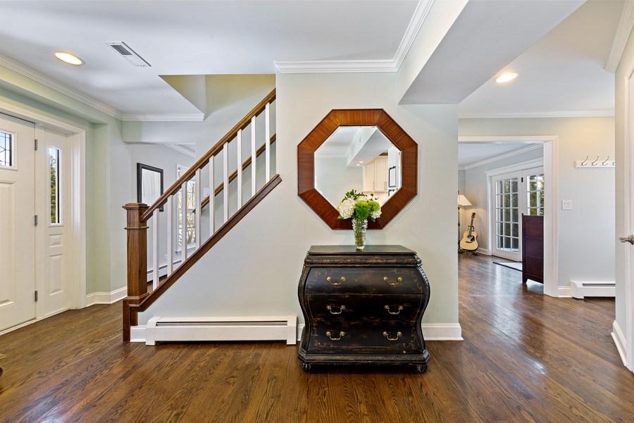 Real Estate Photography - 740 N. Stone Ave, La Grange Park, IL, 60526 - Foyer
